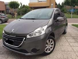Peugeot 208 5P active 1.5 nafta 2014