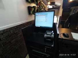Punto de venta pos facturación control de inventario para restaurantes cafeterías pizzerias