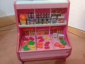 Supermercado Barbie