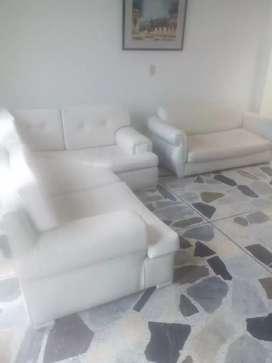 Sofa en L y sofa cama Negociables
