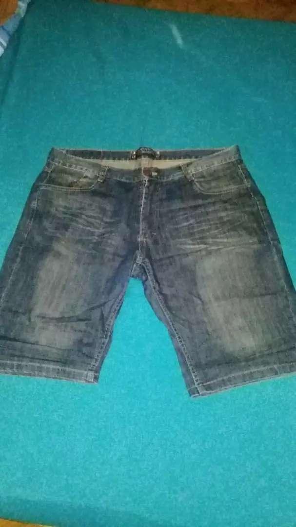 Bermudas de jeans 0