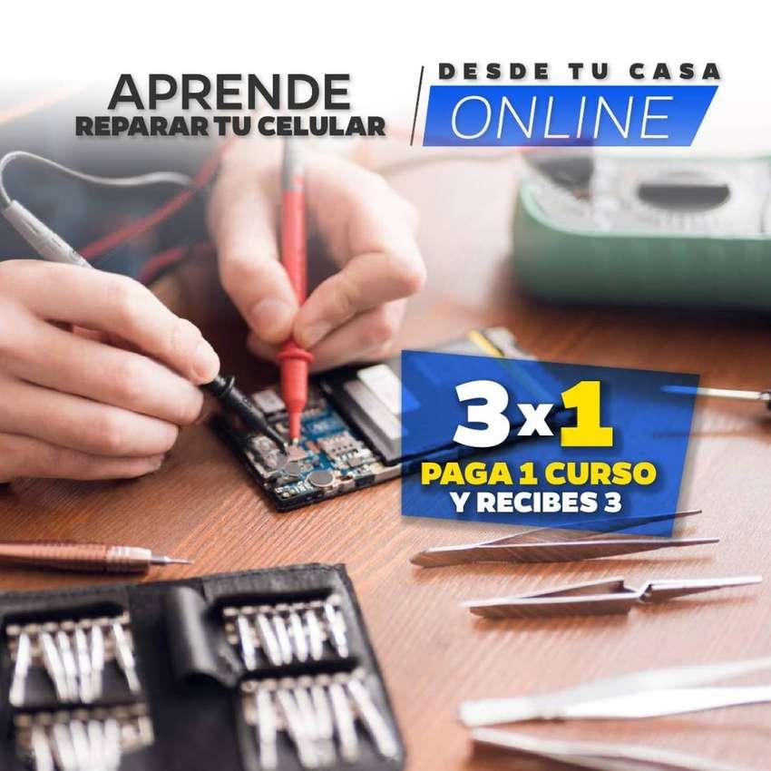 Curso On Line de Reparación Celular 0