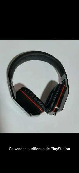 Audífonos PlayStation