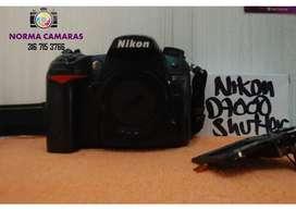 CAMBIO SHUTTER NIKON D 7000