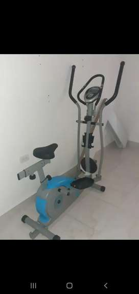 Vendo eliptica sport fitness 3 in 1