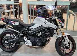 Se vende o se permuta BMW F800R