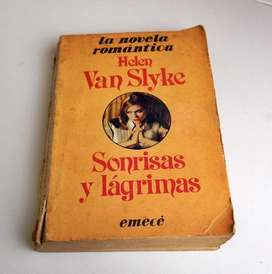 Novela Romántica Sonrisas y Lágrimas Helen Van Slyke Emece
