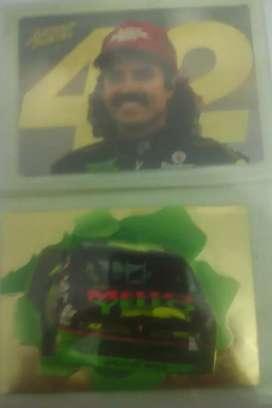 1993 Kyle Petty NASCAR Prototype tarjetas coleccionables coleccionables
