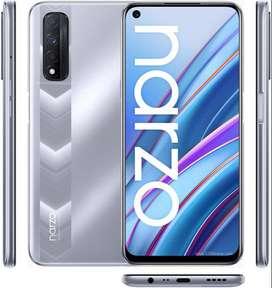 Celular Realme Narzo 30 5G 128gb 4Ram Nuevo y Original
