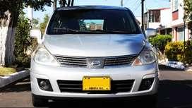 Oportunidad Nissan Tiida hatchback 2007 excelente