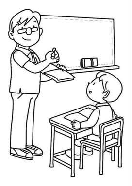 clases particulares de Ingles u otras materias.