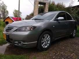 Mazda 3  2007  con turbo compresor