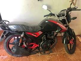 Moto nueva 13 km 150 cc