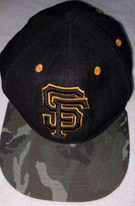Gorras nuevas y usadas vendo