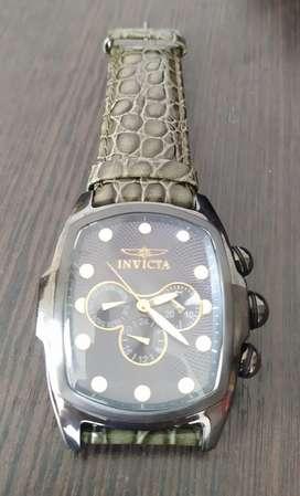Vendo reloj invicta lupah special edition