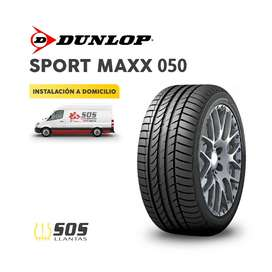 LLANTAS  225/50R17 94W SPORT MAXX 050 DUNLOP
