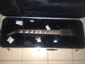 guitarra electrica jackson japonesa