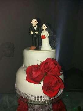 Novios Personalizados Boda Matrimonio