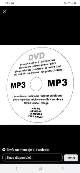 Ago cd de musica de cualquier estilo a su gusto