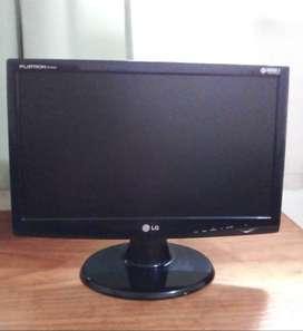 """Monitor LG 19"""" Led"""