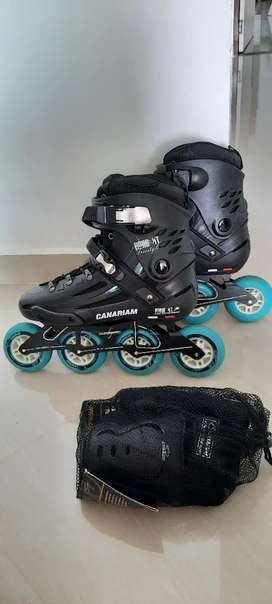 PATINES CANARIAM SEMIPROFESIONALES