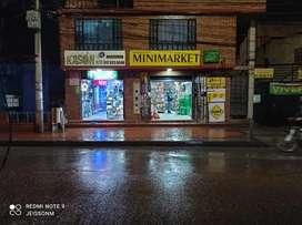 Negocio minimarket - licoreria - cigarreria