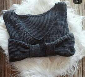 Sweater corto