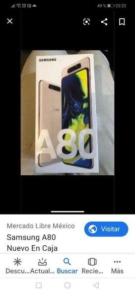 Samsung A80 128gb 8gb Nuevos Local Gtia