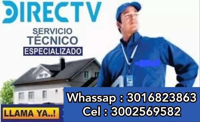 INSTALACION  DE DIRECTV 0