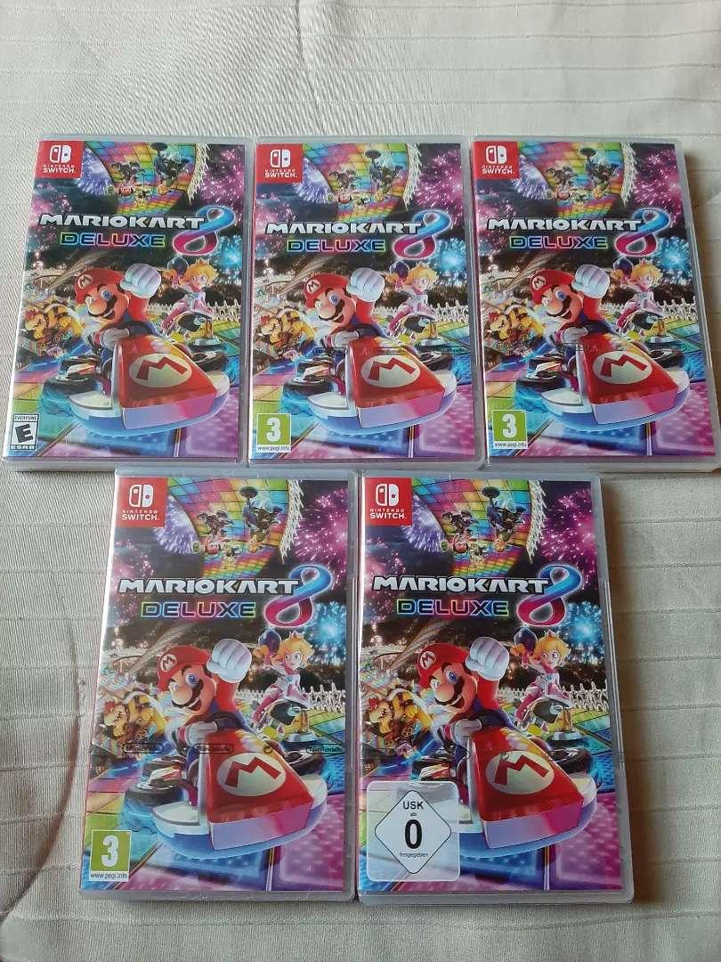 Vendo juego para Nintendo switch nuevo 0
