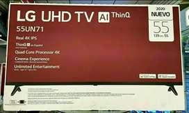 Tv nueva de paquete negociable