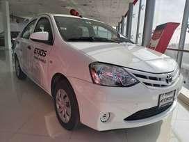 Toyota Etios 1.5 M/T 2019 GNV