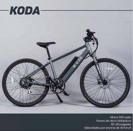 Bicicleta Eléctrica E-joe Koda