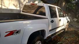 Pick Up doble cabina 4x4
