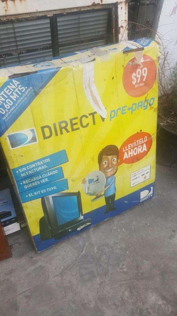 Kit Direct TV prepago 0