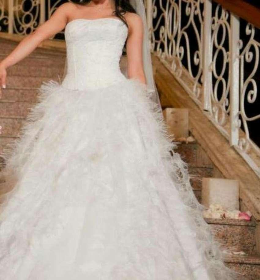Espectacular Vestido de Novia - Diseño Único 0