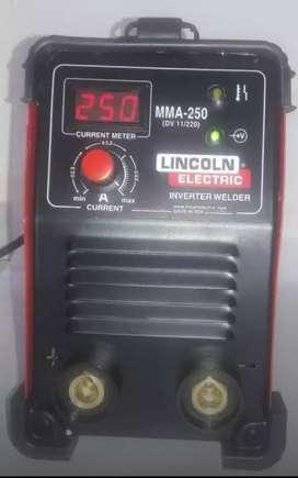 Equipo de soldadura 250 amp