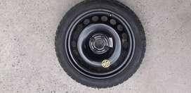 Vendo rueda de auxilio Chevrolet 0km