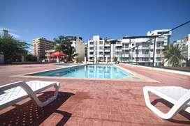 Venta de apartamento turístico condominio Nuevo Rodadero en el Rodadero Santa Marta,