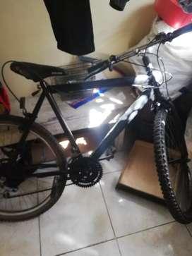 Vendo bici en buenas condiciones