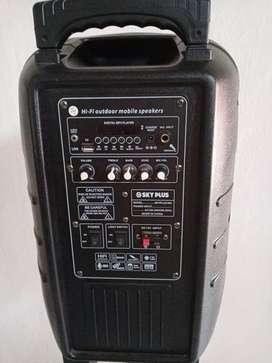 Cabina de sonido SKI PLUS 905