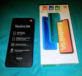 Vendo celular Xiaomi Redmi 9A