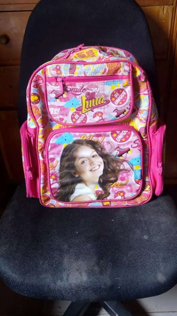 Vendo mochila para nena 0