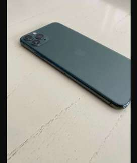 Iphone 11 Pro Max 64Gb Impecable