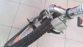 vendo bicicleta Viaggio Freestyle