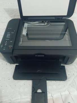 Hermosa impresora canon prixma operativa