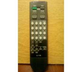 Control remoto para TV TRC Philco , Dewo , Tonomac , Daytron