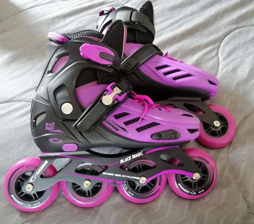 Patines Semiprofesional Canariam 39 - 40 0