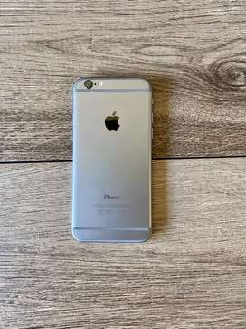 Vendo iPhone 6 Tigo de 32gb en excelente estado a toda prueba