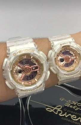 Relojes para pareja G-SHOCK